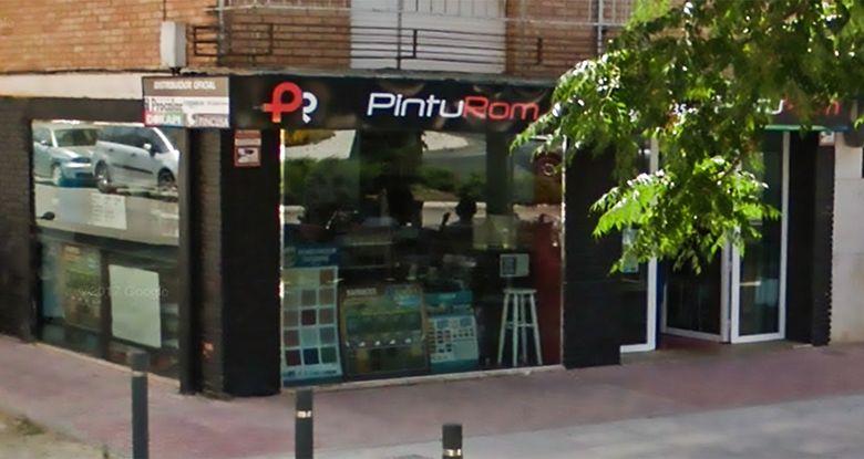 Img.Fachada Pinturom para web pinturas costa del sol en Málaga.